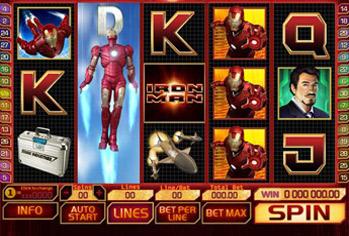 เล่นสล็อต ไอรอนแมน ออนไลน์ - Slot Iron man Online